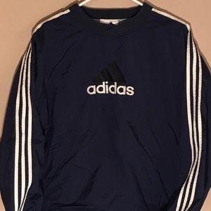 Adidas Windbreaker Pullover - M